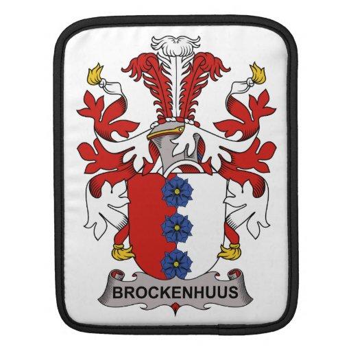 Escudo de la familia de Brockenhuus Manga De iPad