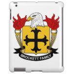 Escudo de la familia de Brockett