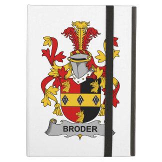 Escudo de la familia de Broder