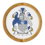 Escudo de la familia de Bromhall