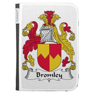 Escudo de la familia de Bromley