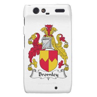 Escudo de la familia de Bromley Motorola Droid RAZR Fundas