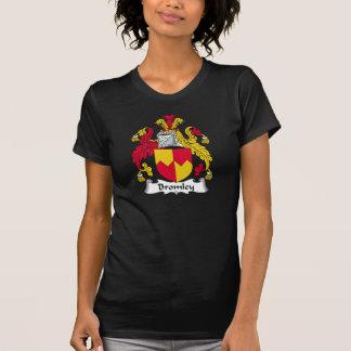 Escudo de la familia de Bromley Camisetas