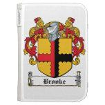 Escudo de la familia de Brooke