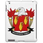 Escudo de la familia de Brookings