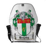 Escudo de la familia de Brophy Bolsa De Mensajería