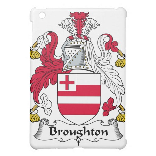 Escudo de la familia de Broughton