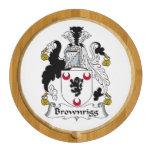 Escudo de la familia de Brownrigg