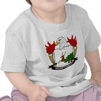 Escudo de la familia de Brune Camiseta