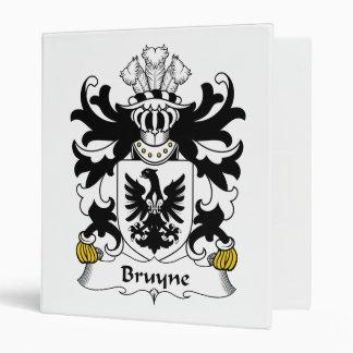 """Escudo de la familia de Bruyne Carpeta 1"""""""
