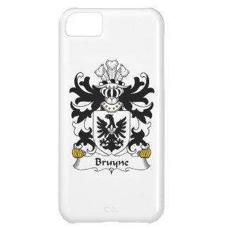 Escudo de la familia de Bruyne Funda Para iPhone 5C