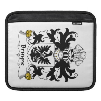 Escudo de la familia de Bruyne Fundas Para iPads