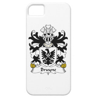 Escudo de la familia de Bruyne iPhone 5 Funda
