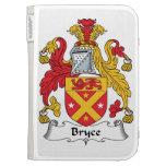 Escudo de la familia de Bryce