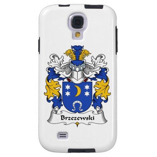 Escudo de la familia de Brzezewski