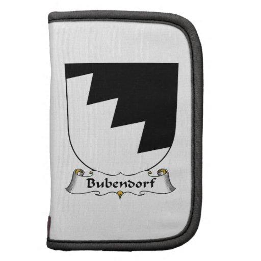 Escudo de la familia de Bubendorf Organizadores