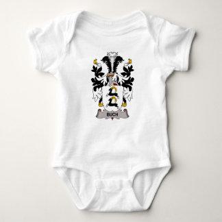 Escudo de la familia de Buch Body Para Bebé