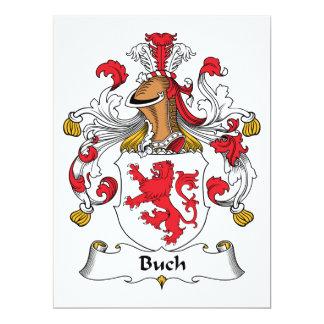 Escudo de la familia de Buch Anuncio