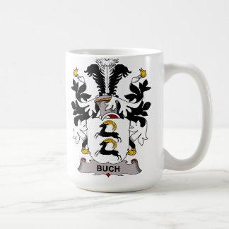 Escudo de la familia de Buch Taza De Café