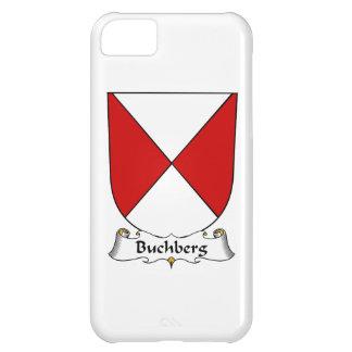 Escudo de la familia de Buchberg Funda Para iPhone 5C