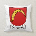 Escudo de la familia de Buchenstein Almohadas