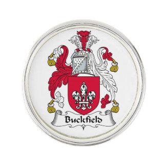 Escudo de la familia de Buckfield Insignia