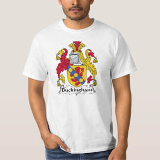 Escudo de la familia de Buckingham Camisas