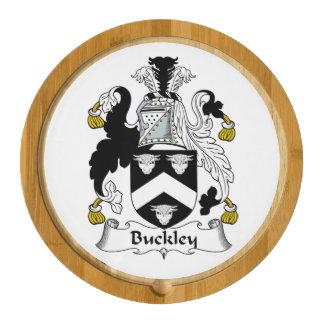 Escudo de la familia de Buckley