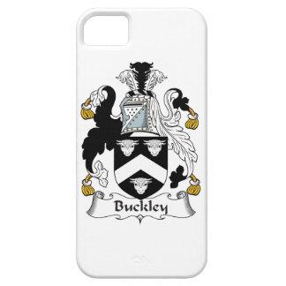 Escudo de la familia de Buckley iPhone 5 Protectores