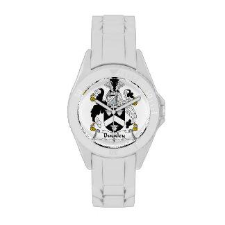 Escudo de la familia de Buckley Reloj De Mano