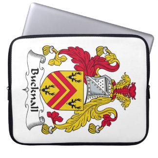 Escudo de la familia de Bucknall Mangas Computadora