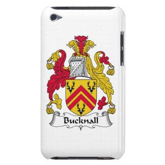 Escudo de la familia de Bucknall iPod Touch Funda