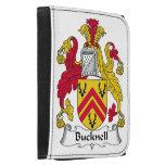Escudo de la familia de Bucknell