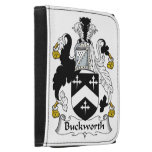Escudo de la familia de Buckworth