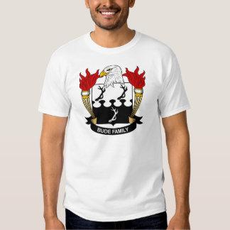 Escudo de la familia de Bude Camisas