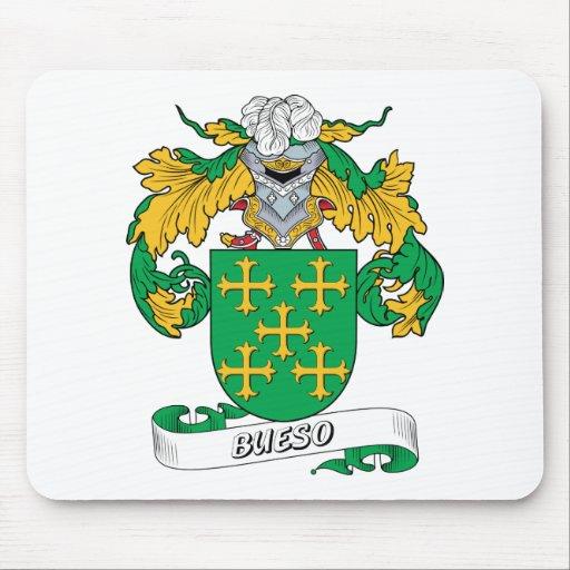 Escudo de la familia de Bueso Tapete De Raton