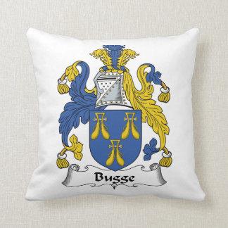 Escudo de la familia de Bugge Cojín