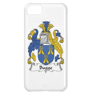 Escudo de la familia de Bugge Funda Para iPhone 5C