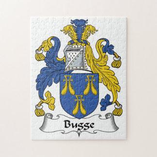 Escudo de la familia de Bugge Puzzles Con Fotos