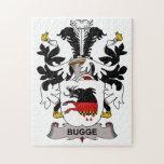 Escudo de la familia de Bugge Rompecabeza