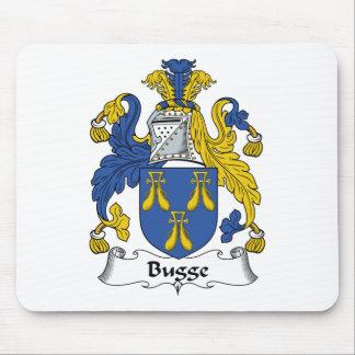 Escudo de la familia de Bugge Tapetes De Raton
