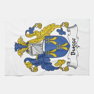 Escudo de la familia de Bugge Toalla