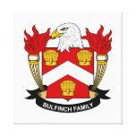 Escudo de la familia de Bulfinch Lona Estirada Galerias