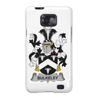 Escudo de la familia de Bulkeley Samsung Galaxy S2 Carcasas