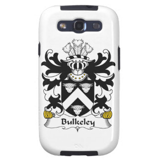 Escudo de la familia de Bulkeley Galaxy SIII Coberturas