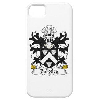 Escudo de la familia de Bulkeley iPhone 5 Case-Mate Cárcasas