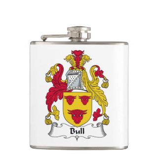 Escudo de la familia de Bull