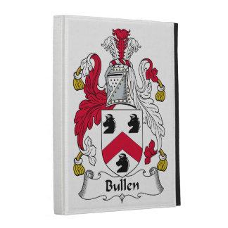Escudo de la familia de Bullen
