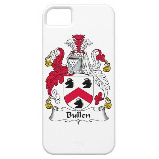 Escudo de la familia de Bullen iPhone 5 Case-Mate Protector