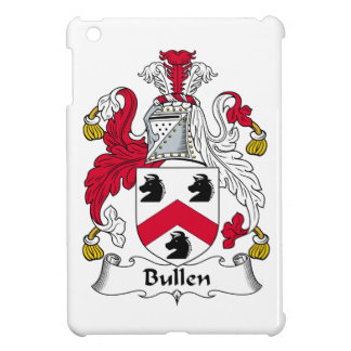 Escudo de la familia de Bullen iPad Mini Cobertura